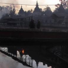 Cerimonia funebre induista